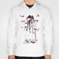 When Sight Is Restricted… Hoody