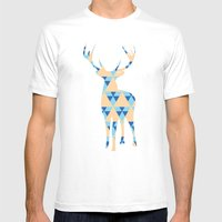 I Deer You. Mens Fitted Tee White SMALL