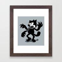 Cartoon Rejects Subject:… Framed Art Print