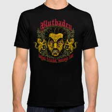 Blutbaden Mens Fitted Tee Black SMALL