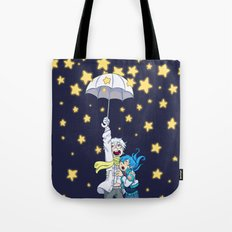 DMMd :: The stars are falling Tote Bag