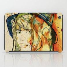 Portraits, Ann. iPad Case