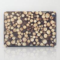 If I wood, wood you? iPad Case