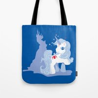 My Little Last Unicorn Tote Bag