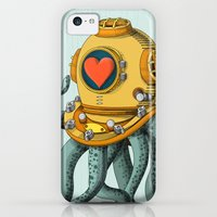iPhone 5c Cases featuring I'm falling in love with you? by Chicca Besso
