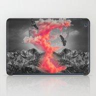 Burn Brighter In The Dar… iPad Case