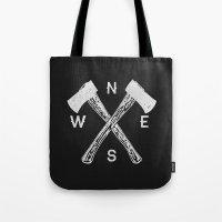 Compass 2 Tote Bag
