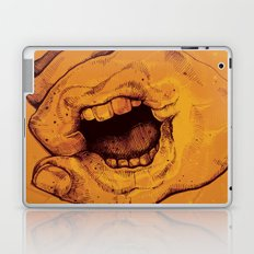 Don't Talk With Your Hands Laptop & iPad Skin