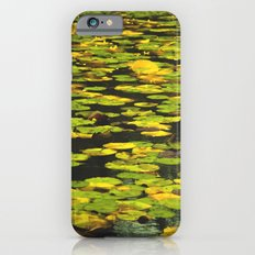 Water Lilly  Slim Case iPhone 6s