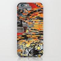 Tiger At Night iPhone 6 Slim Case