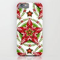 iPhone & iPod Case featuring Folkloric Star by Patricia Shea Designs