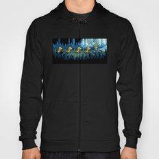 Pixel Jurassic World Hoody