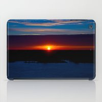 And With Every Breath, There You Are iPad Case