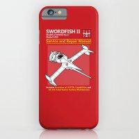 Swordfish Service And Re… iPhone 6 Slim Case