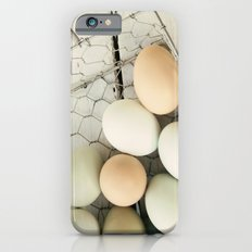 Eggs in one basket Slim Case iPhone 6s
