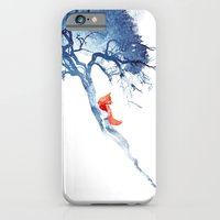 iPhone Cases featuring There's no way back by Robert Farkas