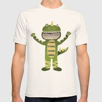 RAWR Mens Fitted Tee Natural SMALL