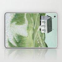 Cottage On The Beach Laptop & iPad Skin