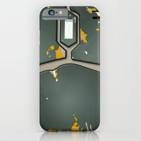 iPhone & iPod Case featuring Bounty Hunter by BinaryGod.com