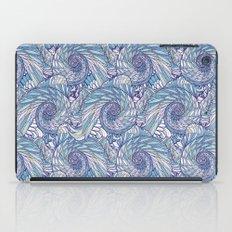 Peacock Swirl - original iPad Case