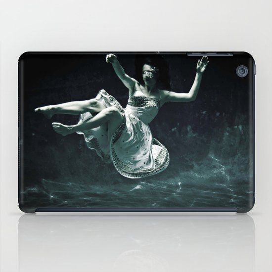 abyss of the disheartened : III iPad Case