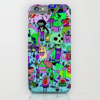iPhone & iPod Case featuring US AND THEM by ALVAREZ