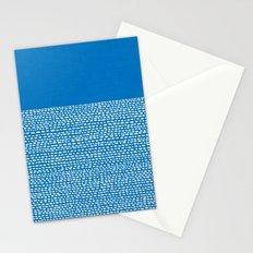 Riverside - Dazzling Blue Stationery Cards