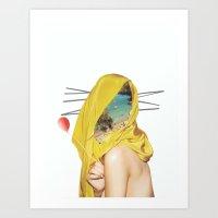 Day Tripper Art Print