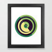 Only One Way Framed Art Print