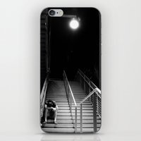 ALONE iPhone & iPod Skin
