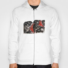 Crow Mouth Hoody