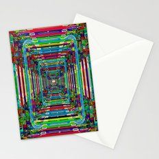 Inside the Machine Stationery Cards