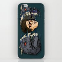 Terror Dog iPhone & iPod Skin