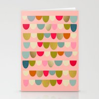 Delightful Rue II Stationery Cards