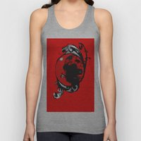 Red Planet Unisex Tank Top