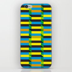 Cinetism and visual effect iPhone & iPod Skin