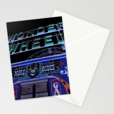 Wonder Wheel Stationery Cards