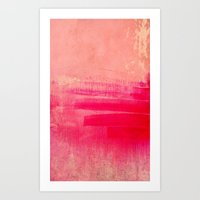 Love & Emotion Art Print