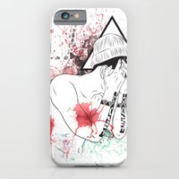 hipster iPhone & iPod Cases featuring Hipster by ArDem