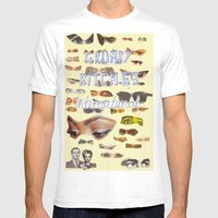 Grumpy Bitches Internati… Mens Fitted Tee White SMALL