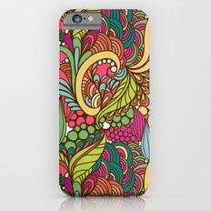 Floral Seamless Pattern iPhone 6 Slim Case