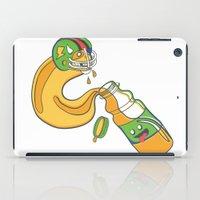 The Sports Drinker iPad Case