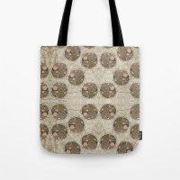 Honeybee Pattern Tote Bag