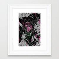 Untamed Framed Art Print