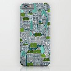 rooftop tennis Slim Case iPhone 6s