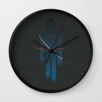 I'm Not Here, This isn't Happening Wall Clock