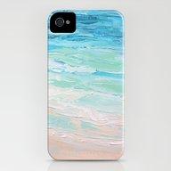 Orient Beach iPhone (4, 4s) Slim Case