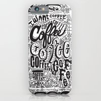 COFFEE COFFEE COFFEE! iPhone 6 Slim Case