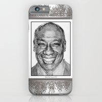iPhone & iPod Case featuring Michael Clarke Duncan in 2009 by JMcCombie