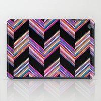Lilli Chevron {dark} iPad Case